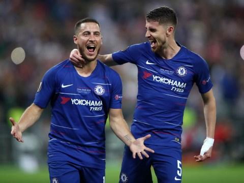 Chelsea humiliate Arsenal with Eden Hazard-inspired 4-1 win in Europa League final