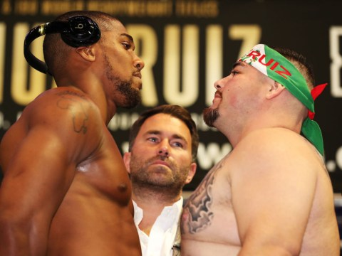 Anthony Joshua vs Andy Ruiz Jr predictions from Frank Warren, Tony Bellew & Deontay Wilder