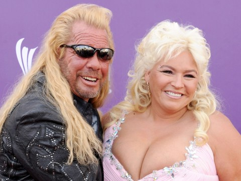 Dog The Bounty Hunter shares epic video of Beth Chapman doing karaoke like a rock star