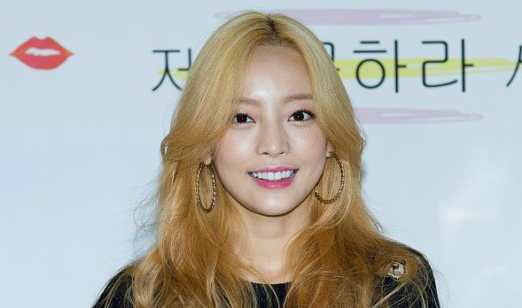 K-pop star Goo Hara 'safe' after alleged suicide attempt and concerning messages