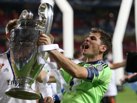 Real Madrid send best wishes to 'beloved captain' Iker Casillas after heart attack in Portugal