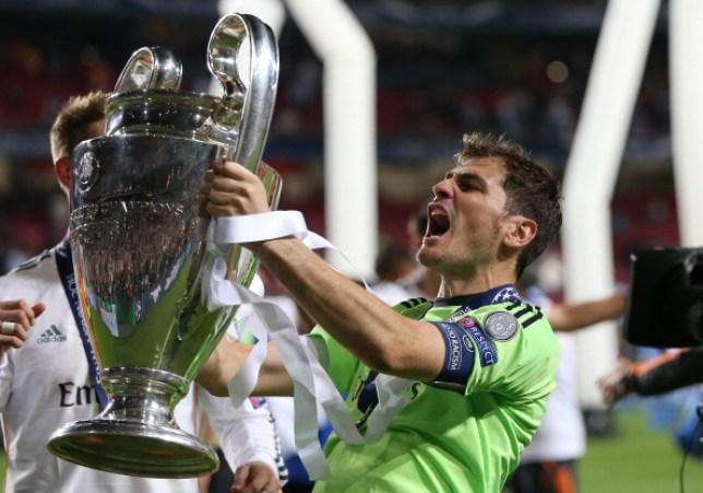 Real Madrid send message to 'beloved captain' Iker Casillas after ...