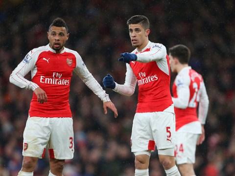 Laurent Koscielny sends message to Gabriel Paulista and Francis Coquelin ahead of Arsenal reunion