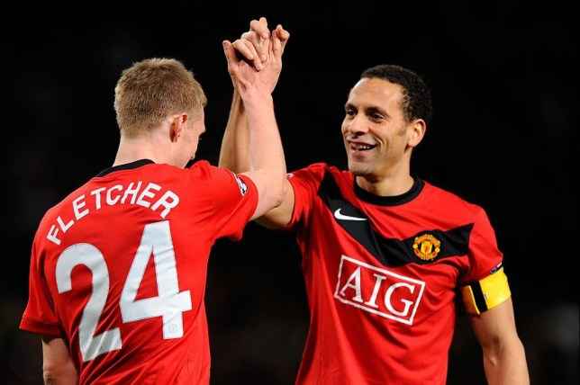 Man Utd want Darren Fletcher and Rio Ferdinand to be part of three-man transfer committee