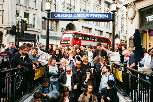 London's pollution is so dangerous I'm terrified to walk down Oxford Street