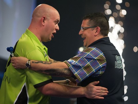 Michael van Gerwen is relishing the return of Gary Anderson to get their rivalry back underway