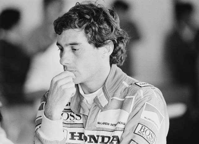 Ayrton Senna died following a fatal crash during the 1994 San Marino Gran Prix