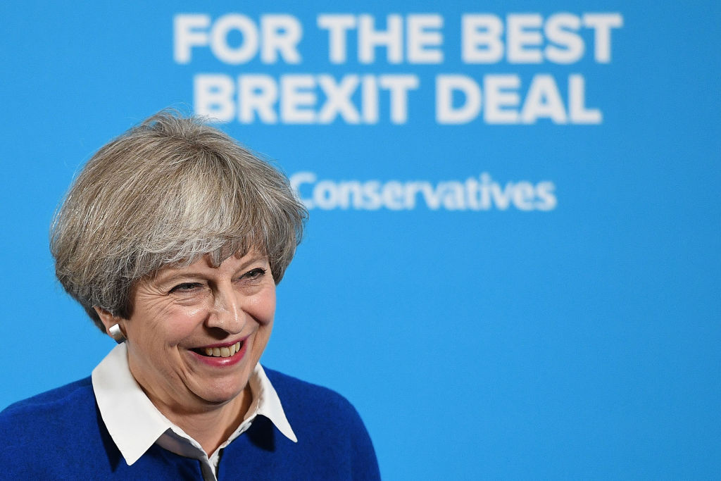 The Conservatives are the only party that can deliver a Brexit that unites the country