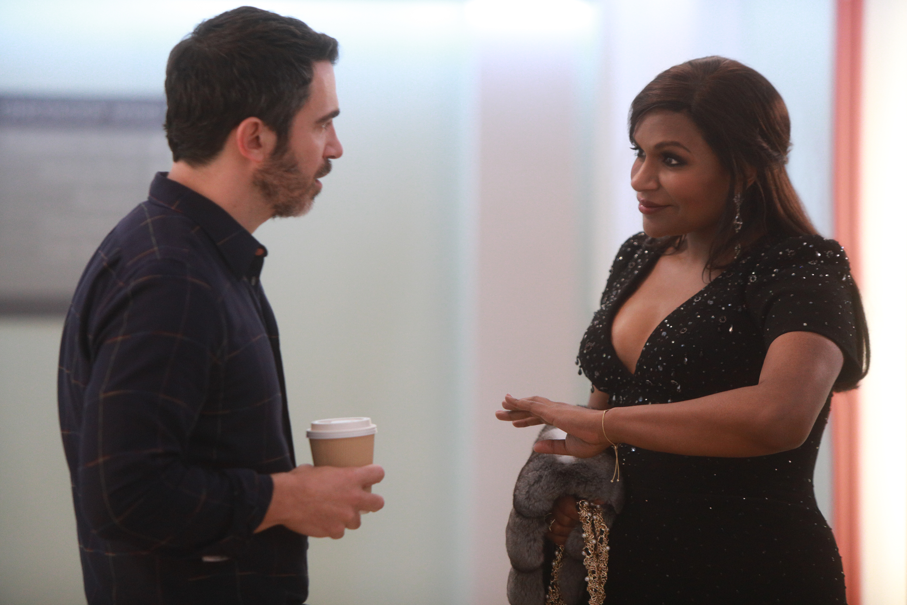 Mindy Kaling in The Mindy Project