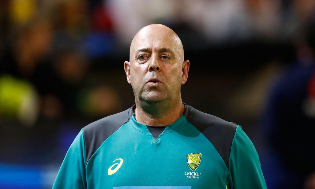 Darren Lehmann has rated Australia's chances of winning the World Cup