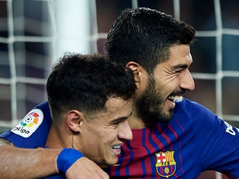 John Barnes explains why Barcelona pair Luis Suarez and Philippe Coutinho held Liverpool back