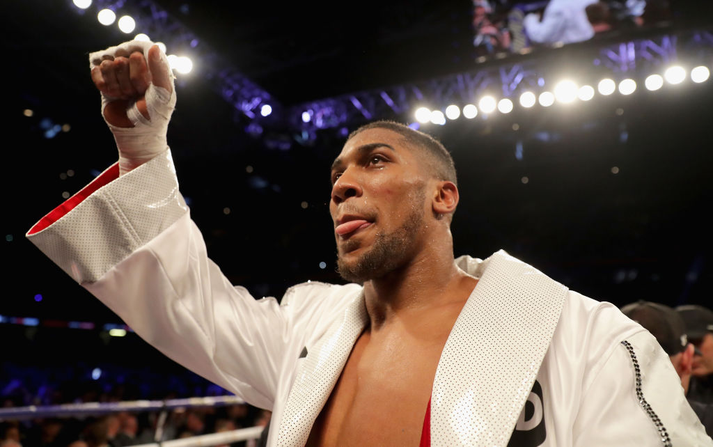 Anthony Joshua promises another knockout against Andy Ruiz Jr