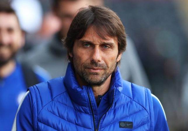 Antonio Conte gave a special mention to Chelsea midfielder N'Golo Kante