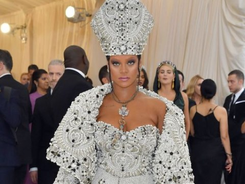 Rihanna shrugs off Met Gala 2019 and trolls fans over why she wasn't there
