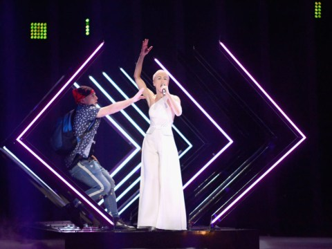'Nobody can prepare you for it': SuRie takes on Eurovision year after that stage invasion