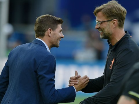 Steven Gerrard tells Jurgen Klopp the Liverpool midfielder he MUST select in Champions League final