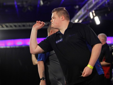 Harry Ward says first PDC title is just a start as Glen Durrant continues to exceed his targets