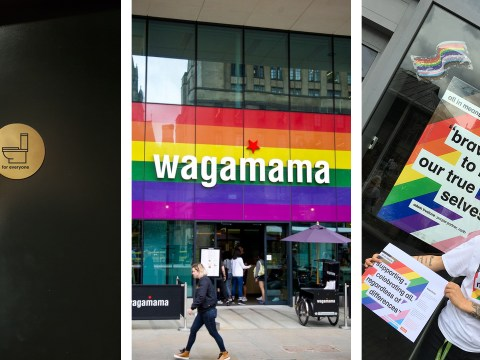 Wagamama set to introduce gender-neutral bathrooms to its restaurants