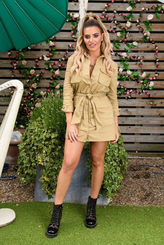 Megan Barton Hanson Celebs Go Dating
