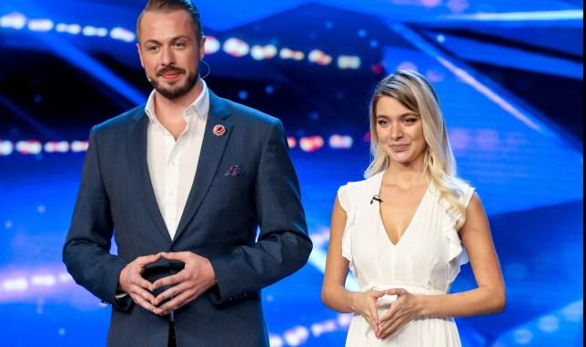 James and Marina - Mind2Mind Britain's Got Talent 2019