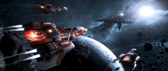 Star Citizen - this particular ship is 'only' $180