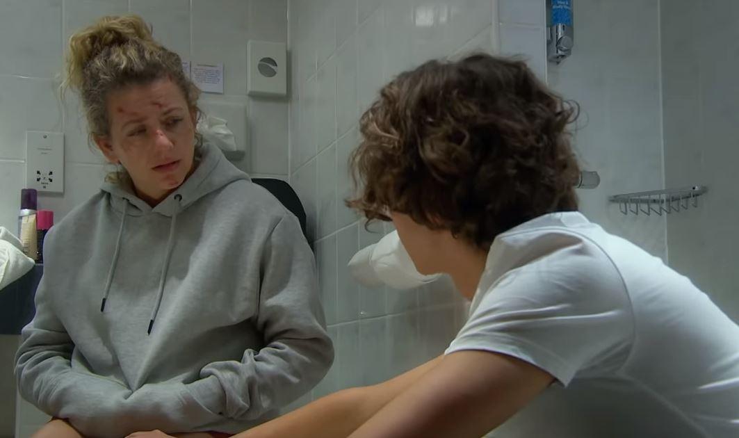 Maya-jacob-0202 Emmerdale spoilers: Maya Stepney turns on Jacob Gallagher when she learns of betrayal?