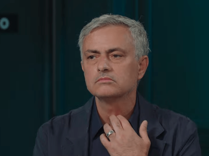 Jose Mourinho takes obvious dig at Manchester United over Ole Gunnar Solskjaer appointment