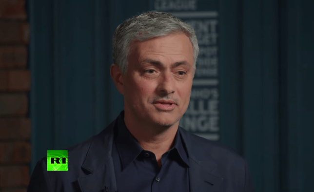 Jose Mourinho reveals his Champions League final prediction