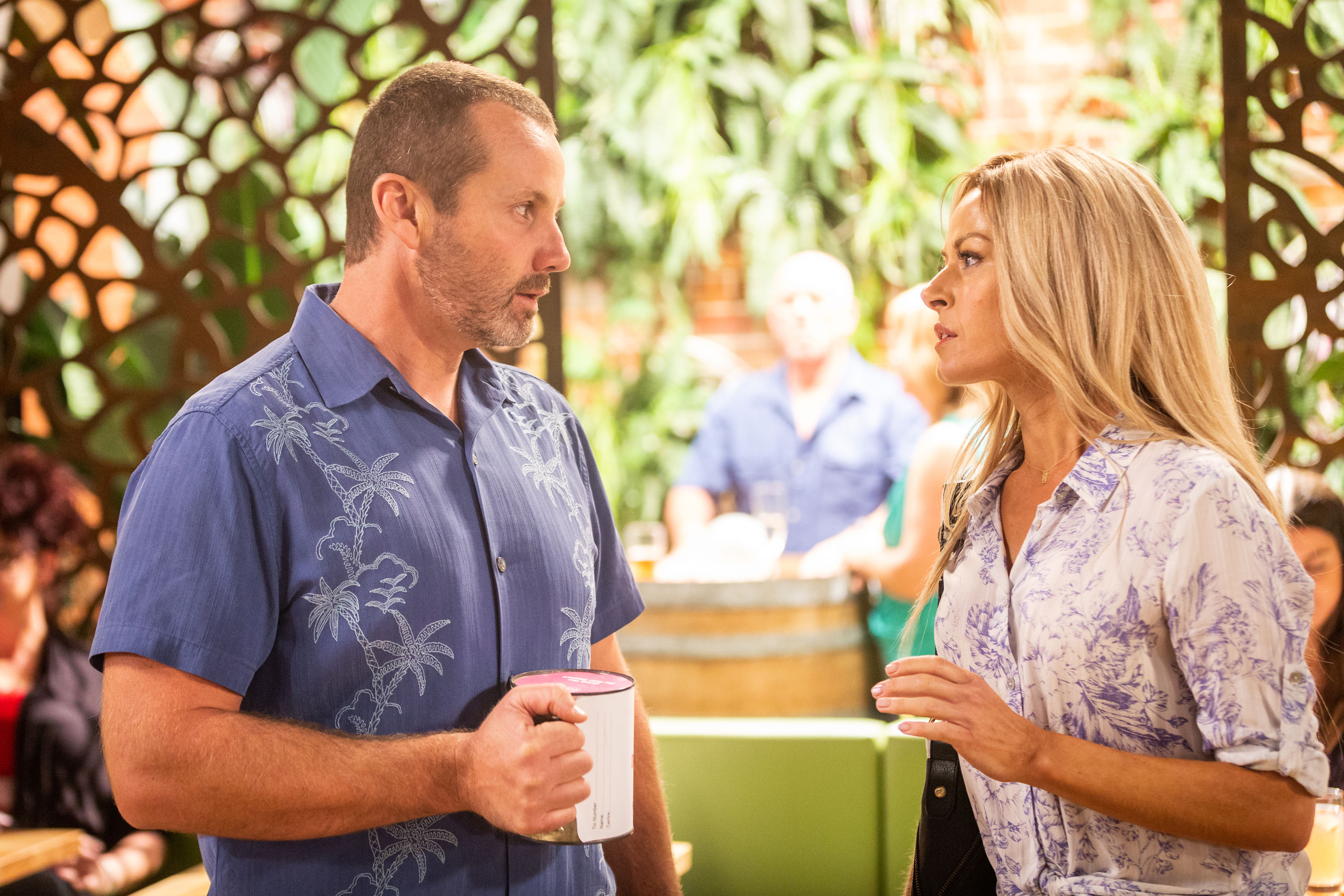 Neighbours spoilers: Toadie's horror as Andrea returns with news of Real Dee