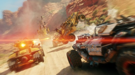 Game review: Rage 2 will make you angry | Metro News