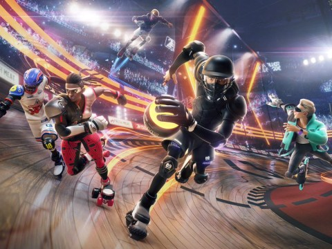 Secret Ubisoft game leaked as Roller Champions