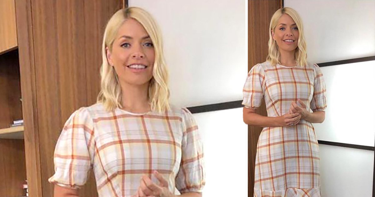 Holly Willoughby 'checks out' as she debuts another showstopping number