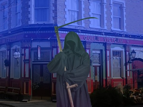 EastEnders spoilers: Hunter Owen dies after being shot with a machine gun