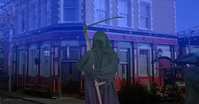 Death in EastEnders
