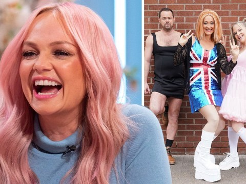 Emma Bunton gives EastEnders Spice Girls seal of approval: 'Isn't that brilliant?'