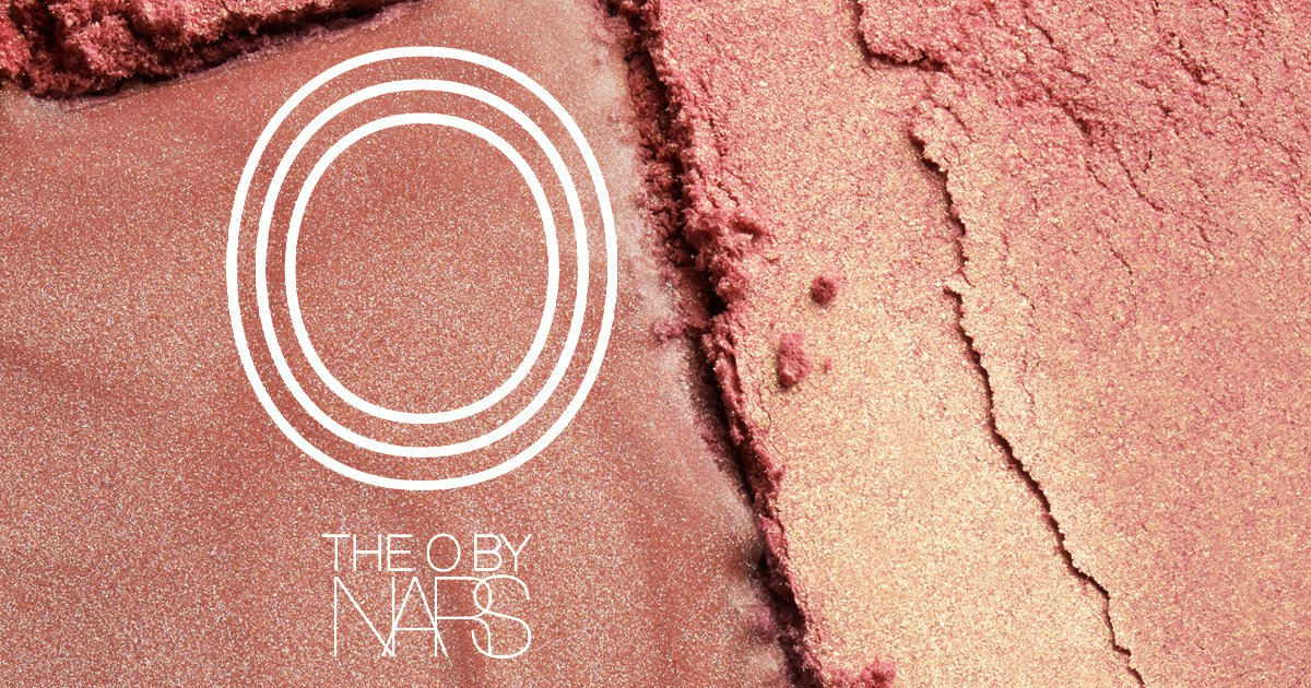 The O by NARS pop-up shop is coming exclusively to London this May