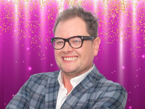 Alan Carr reveals RuPaul's Drag Race UK security measures are off the chart: 'Someone had their eyes gouged out for seeing a dress'