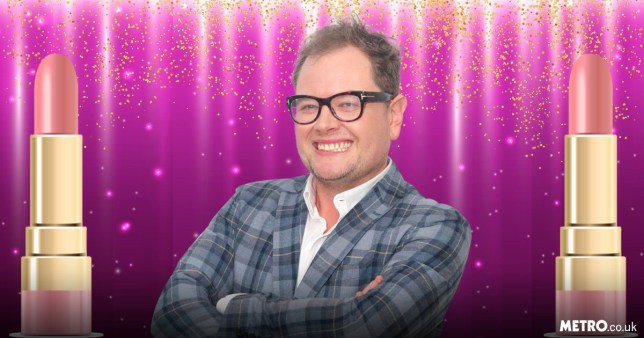 Alan Carr on Drag Race