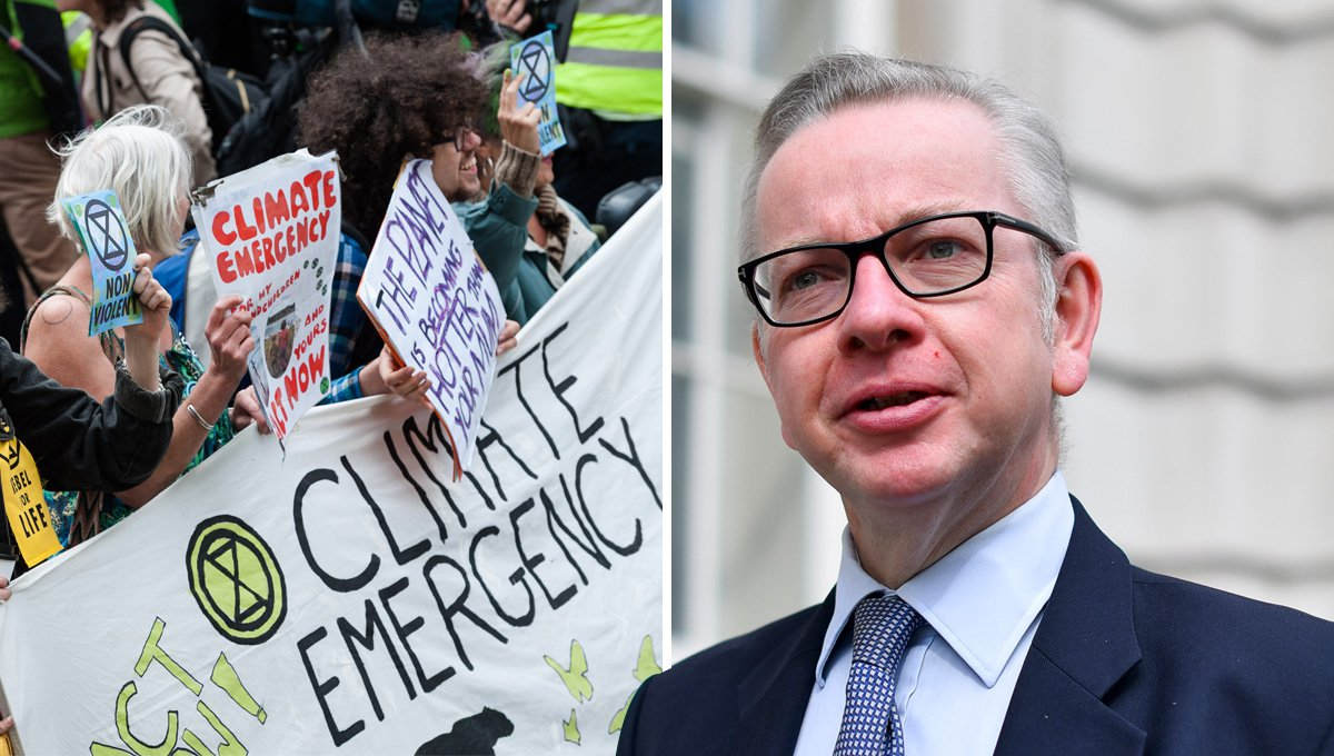 MPs declare climate emergency calling on government to act