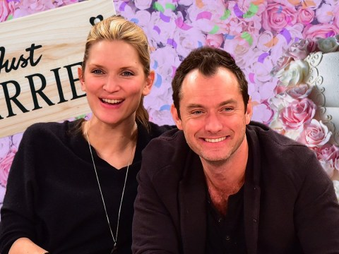 Jude Law 'marries Phillipa Coan' in surprise register office wedding in London