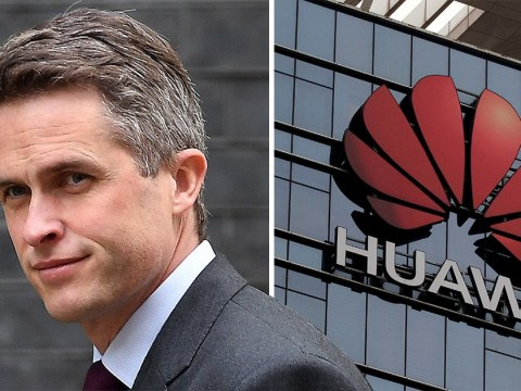 Gavin Williamson calls Huawei leak investigation a 'shabby witch hunt'