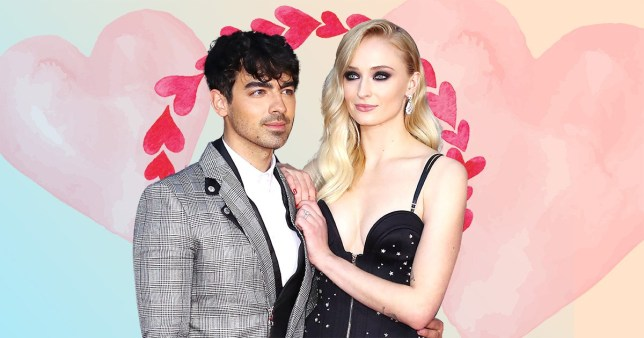 Sophie Turner and Joe Jonas history of love story feature`