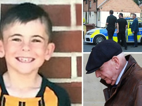 Great-granddad, 77, 'accidentally killed grandson, 6, by shooting him with airgun'