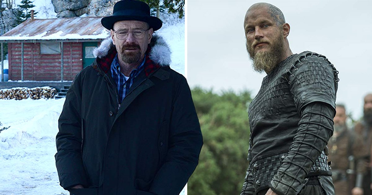 There's a Vikings and Breaking Bad crossover (sort of) we need to talk about
