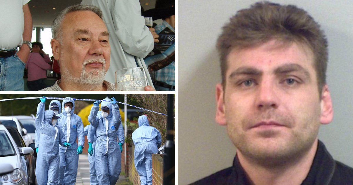 Burglar stabbed by pensioner protecting wife was 'lawfully killed'