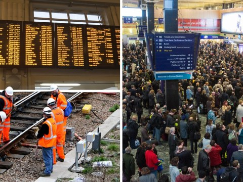 Transport hell as train bosses warn 'avoid travelling' this bank holiday weekend