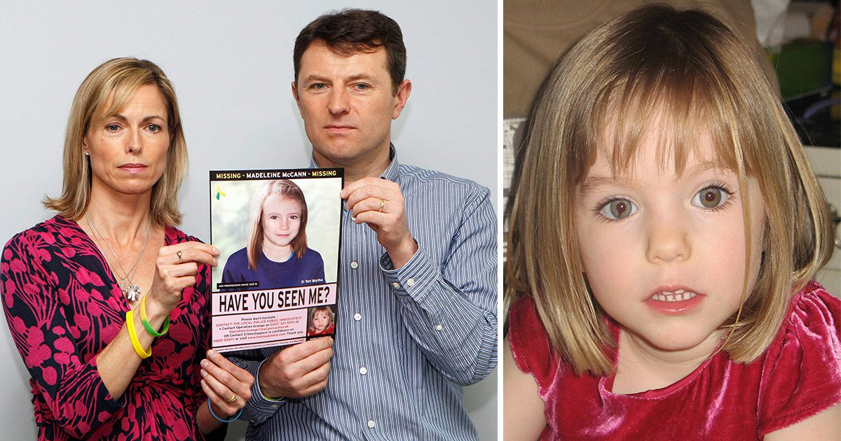 'New suspect' in Madeleine McCann probe as police 'near to knowing what happened'