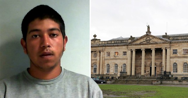 A rapist who dragged a woman into an alleyway to assault her has been jailed for 16 years (Picture: SWNS/PA)