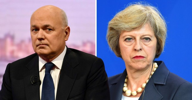 IDS says May must quit