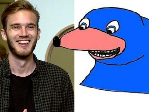 PewDiePie racks up £1 million eBay bid in four hours for horrifying Sonic The Hedgehog doodle